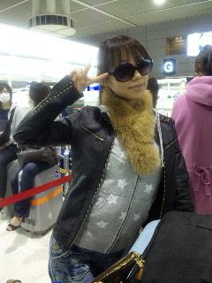 成田空港♪